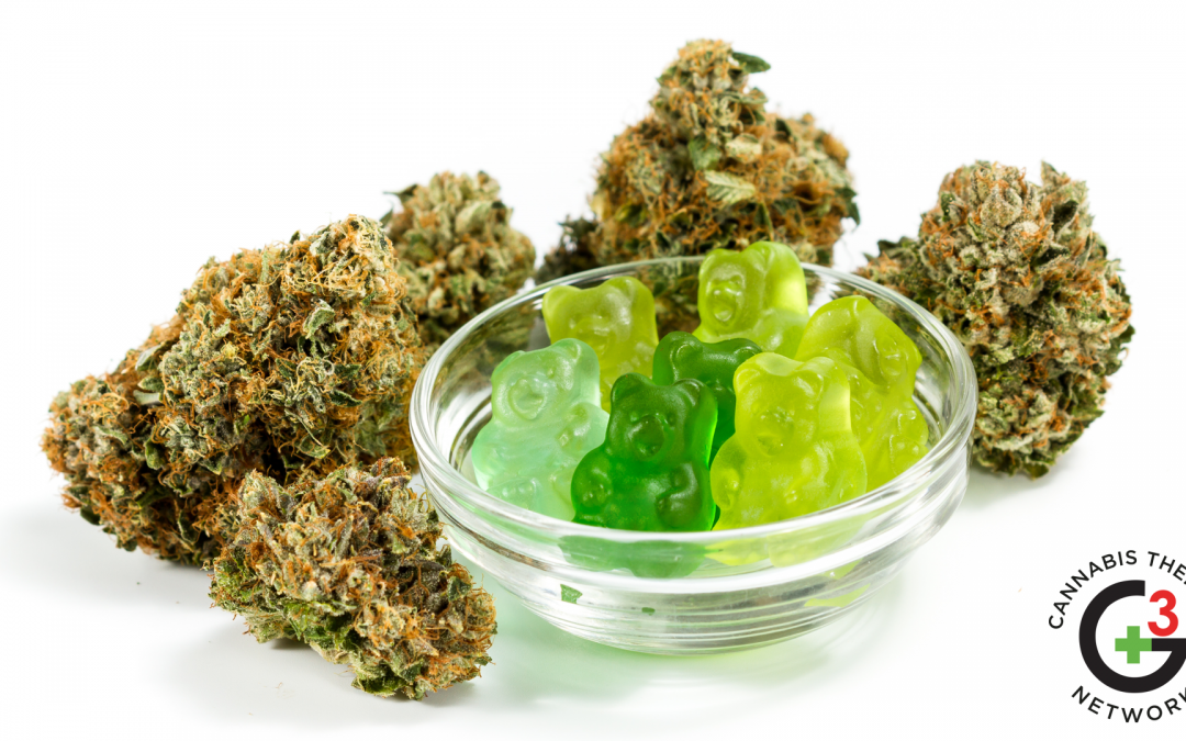 Cannabis Edibles: Should You Eat Just One?