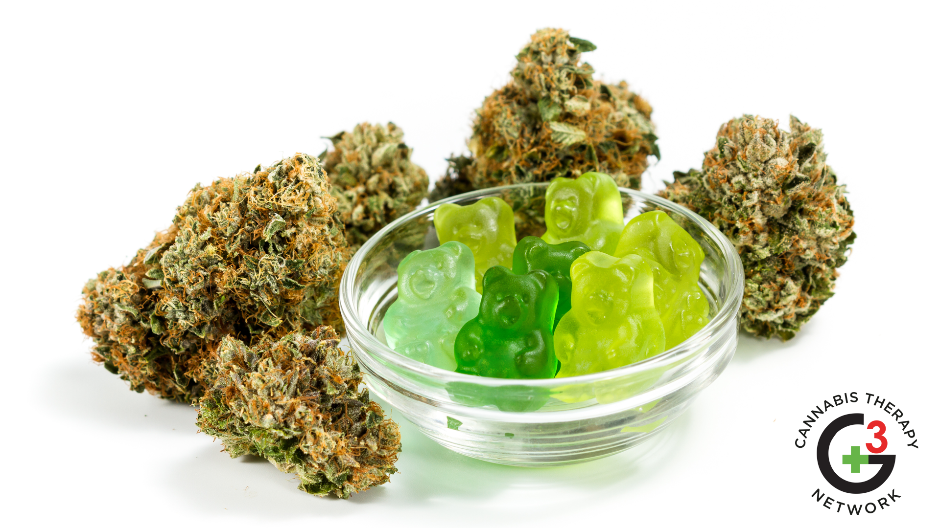 Marijuana Gummie Bear edibles