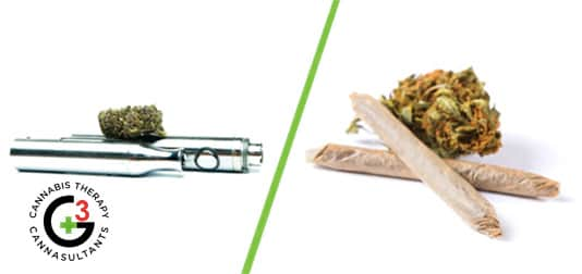 Smoking Showdown: Vape Pens vs. Joints