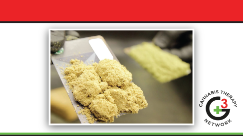 How To Make Dry Sift Kief