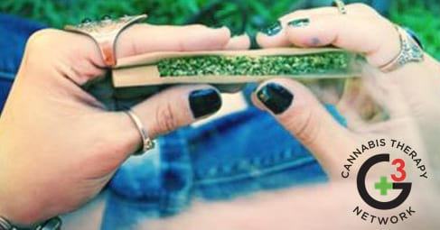 Roll a Joint and Roll Your Problems Away With It