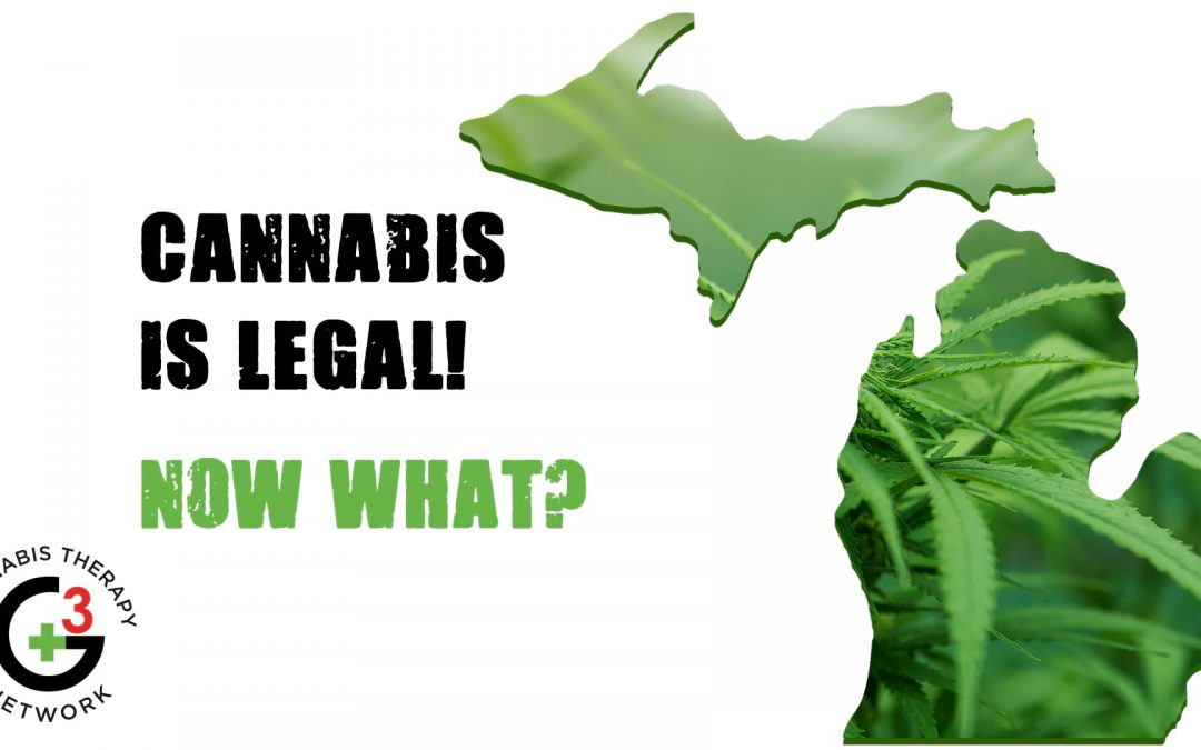 Cannabis is Legal in Michigan. Now What?