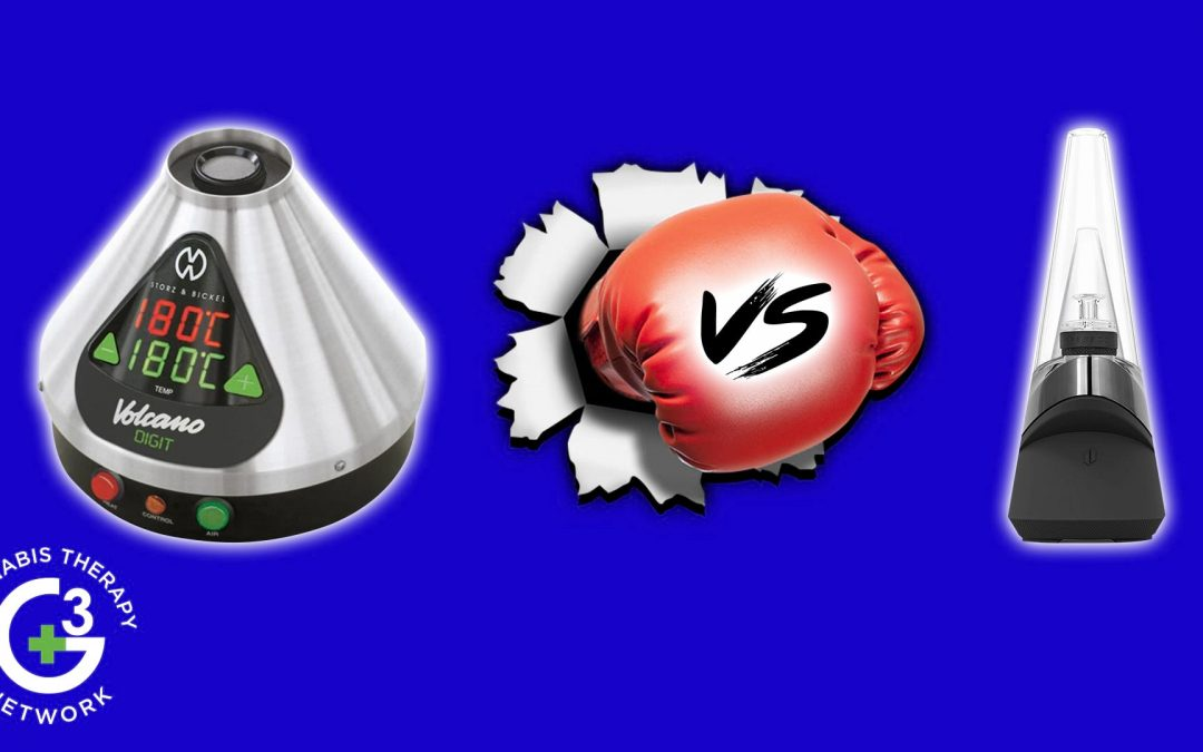 The Volcano vs. The Puffco Peak Desktop Vaporizer. Which is Right for You?