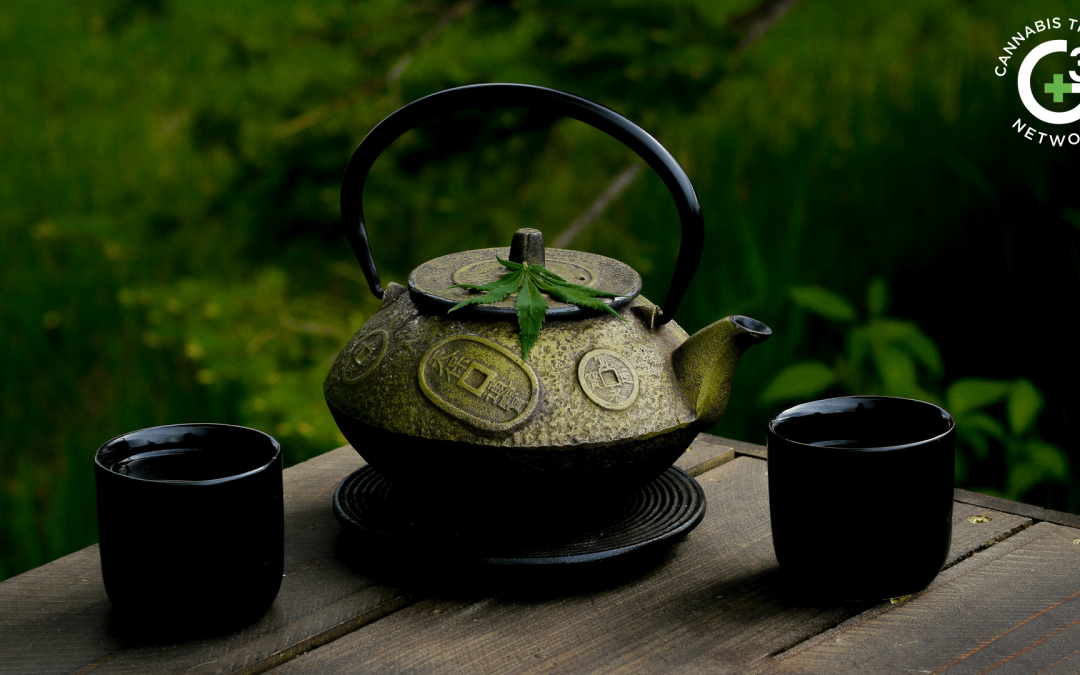 Bring High Times to Tea Time!