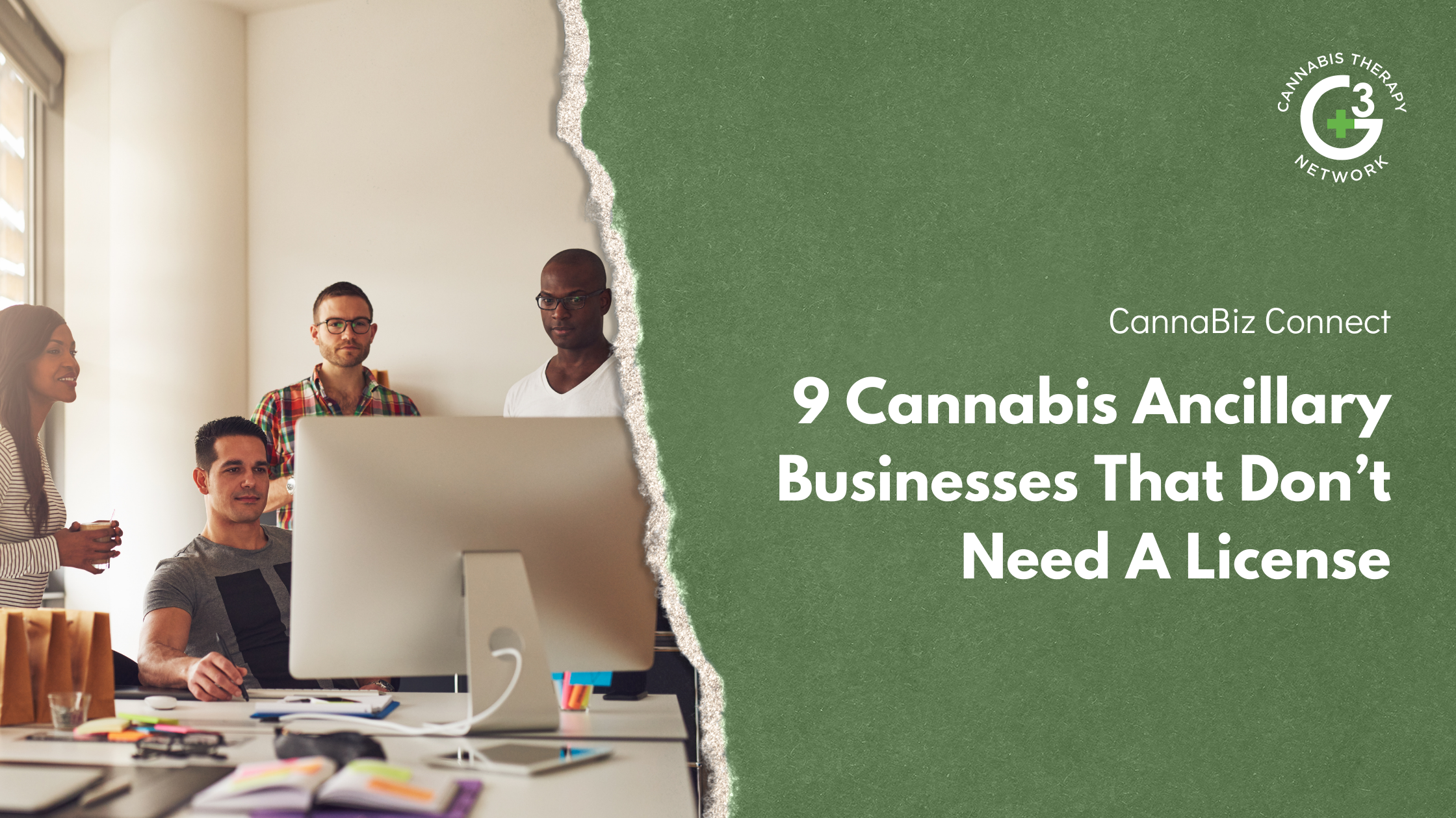 9 Cannabis Ancillary Businesses That Don't Need A License