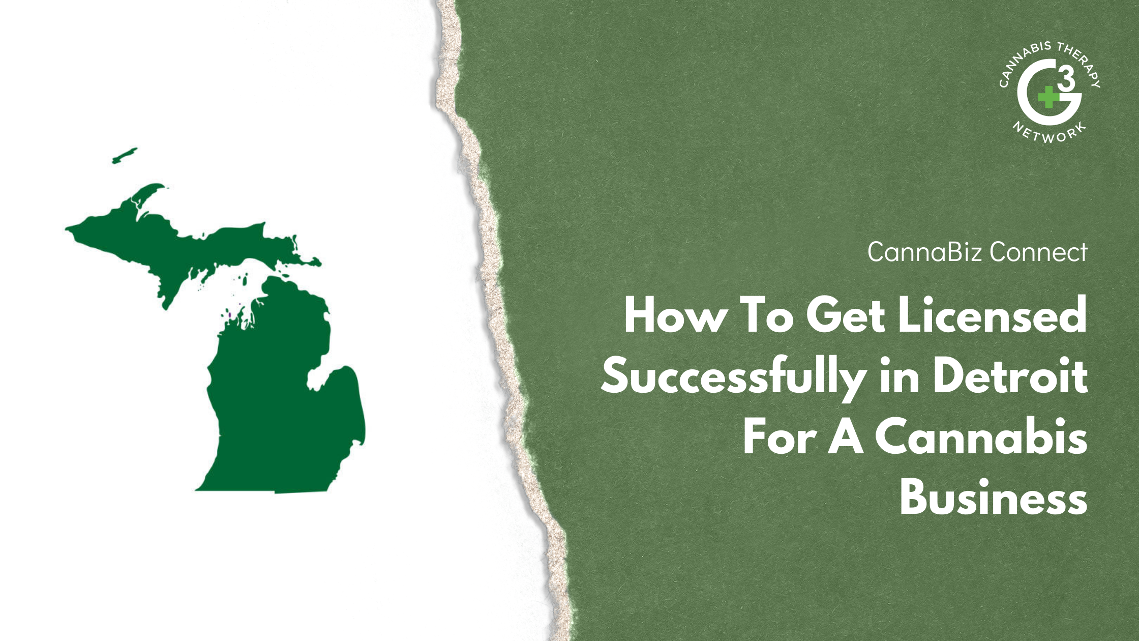 How To Get Licensed Successfully in Detroit For A Cannabis Business